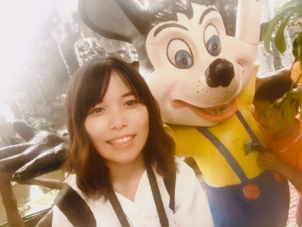 ハノイのテーマパーク『バオソンパラダイス』に行ってきました!!
