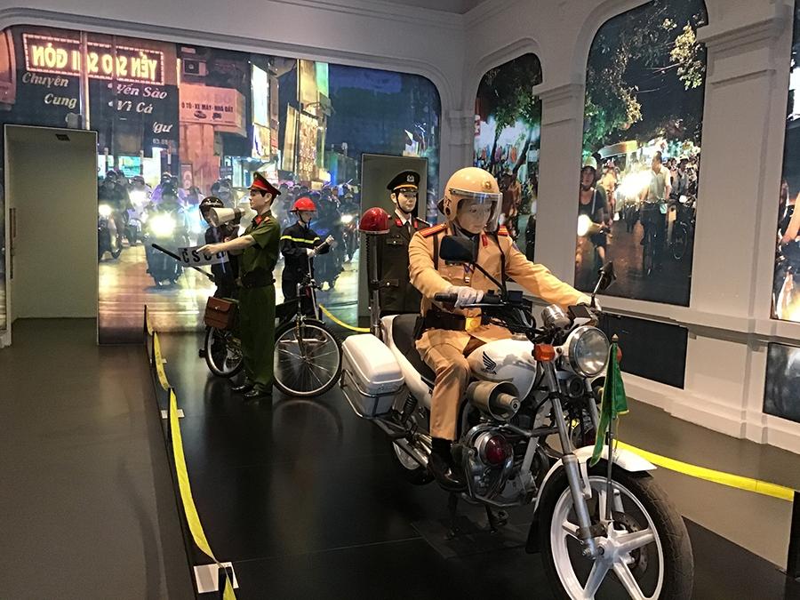 警察博物館   ハノイのおすすめ市内観光スポット30選!