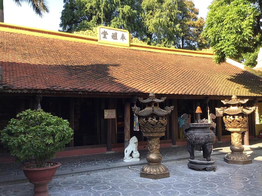 鎮国寺(Chùa Trấn Quốc)   ハノイのおすすめ市内観光スポット30選!