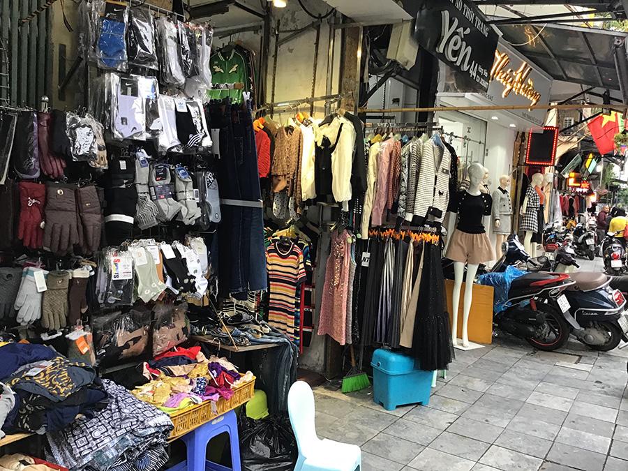 ハンダオ(Hàng Đào)通り | ハノイの旧市街おすすめ観光スポット17選!