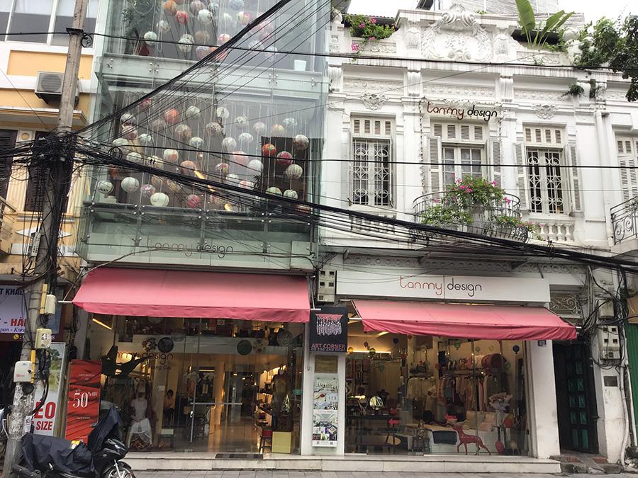 タンミー・デザイン(Tân Mỹ Design) | ハノイの旧市街おすすめ観光スポット17選!