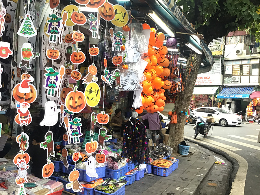 ハンマー(Hàng Mã)通り | ハノイの旧市街おすすめ観光スポット17選!
