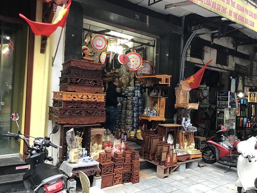 ハンクアット(Hàng Quạt)通り | ハノイの旧市街おすすめ観光スポット17選!
