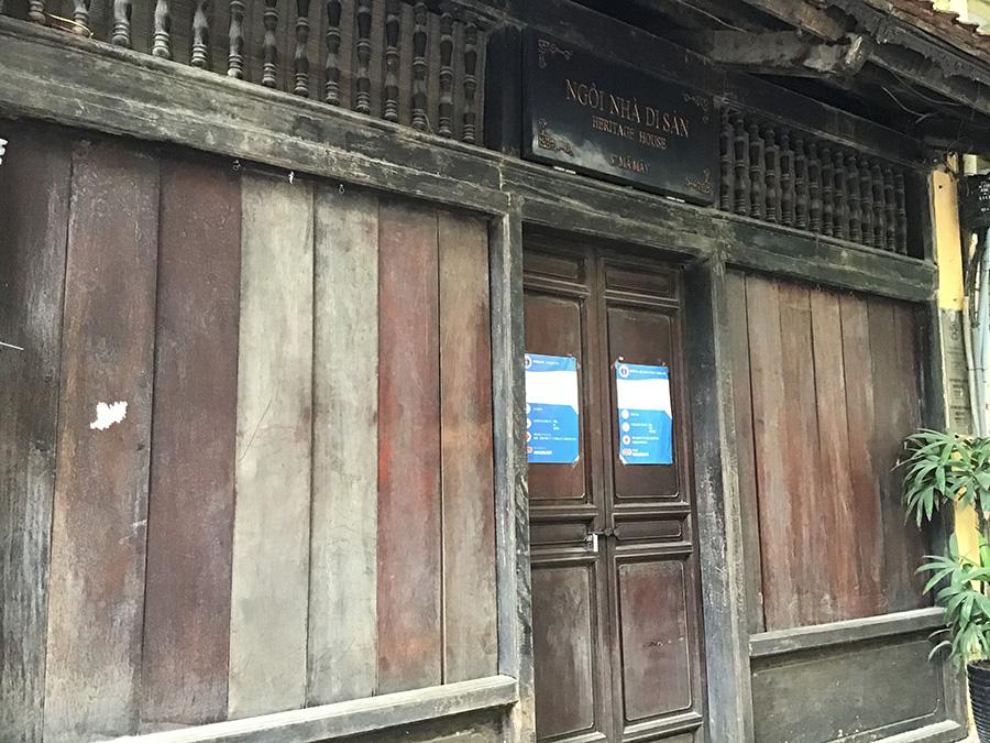 マーマイの家(Nhà cổ, 87 Mã Mâ) | ハノイの旧市街おすすめ観光スポット17選!