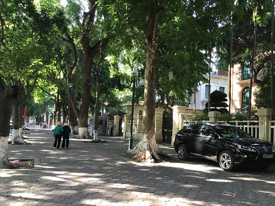 ファンディンフン(Phan Đình Phùng)通り   ハノイのおすすめ市内観光スポット30選!