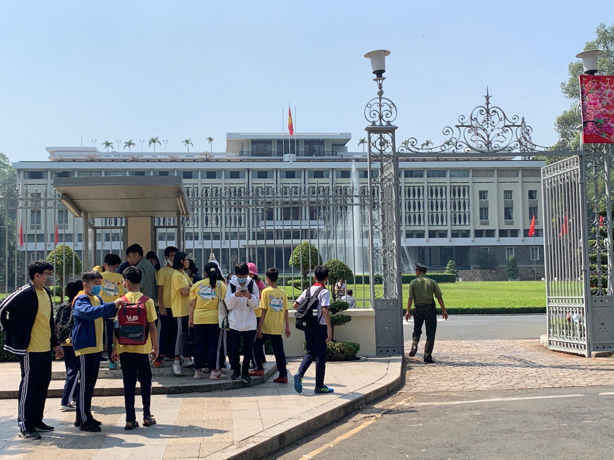 統一会堂(旧大統領官邸)