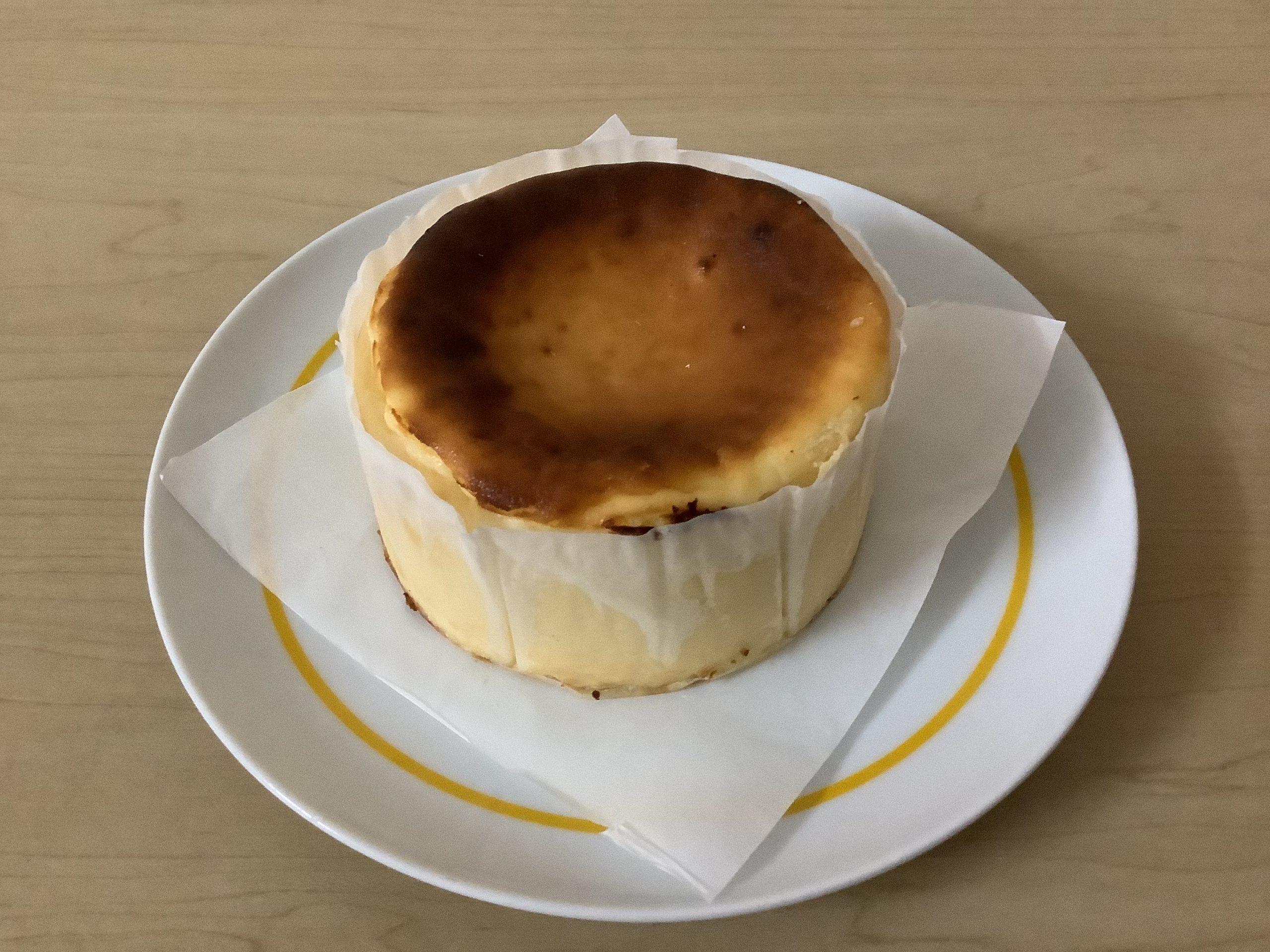 デュパルク ケーキ