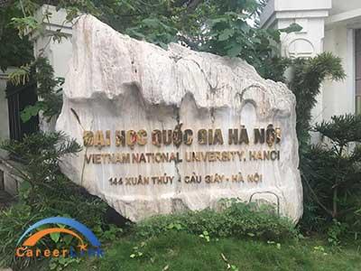 ベトナムのハノイにある ベトナム国家大学ハノイ校  |  海外採用情報なら人材紹介会社キャリアリンク
