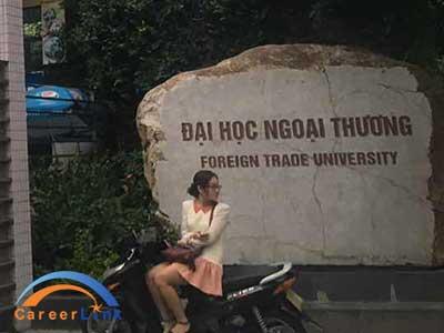 ベトナムのハノイにあるハノイ貿易大学  |  海外採用情報なら人材紹介会社キャリアリンク