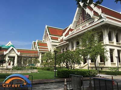 タイ バンコクにあるチュラロンコン大学  |  海外採用情報なら人材紹介会社キャリアリンク